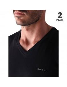 Diesel Michael UMTEE 2Pack T-Shirt Black