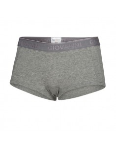 Giovanni Dames Short grijs