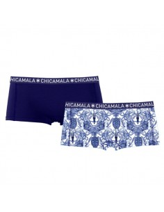 ChicaMala Short Dive 2Pack