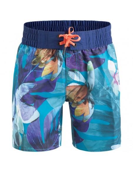 Bjorn Borg Jongens Zwembroek Mirage Lake Blue Loose Board Shorts