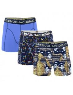 MuchachoMalo Farao 3Pack Jongens Boxershorts