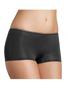 Sloggi Feel sensational short 02 zwart black