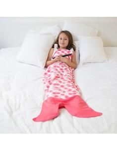 Fun2wear Snuggle bag 3 tot 6 jaar mermaid 92 -128