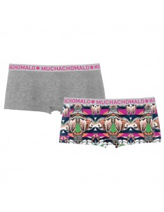 MuchachoMalo RicaX Short 2Pack Dames Ondergoed