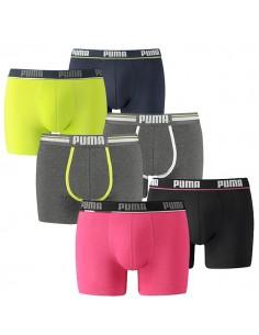 Puma Boxershort 6 pack Summer sale