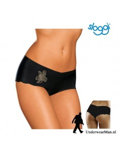 Sloggi Light Hot Hips Short Zwart