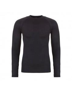 Ten Cate Heren Thermo Shirt Longsleeve Zwart