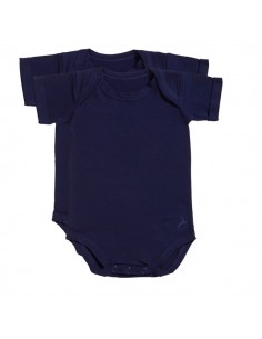 Ten Cate Baby Romper 2Pack Deep Blue Unisex