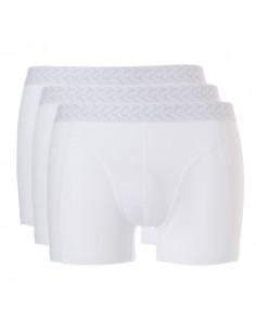 Ten Cate Heren Ondergoed Basic short Wit  3 pack Actie 2+1
