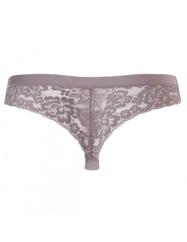 Ten Cate Secrets Lace String Taupe Seamless