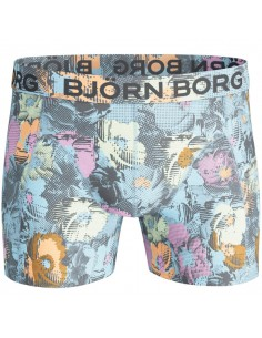 Björn Borg Boxershort BB Flower Shades Crystel Blue Boxershort