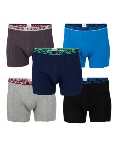 Giovanni Boxershorts COSTA 5Pack Heren Ondergoed