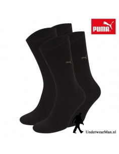 Puma Herensokken Classic 2Pack Bruin