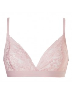 Ten Cate Secrets Lace Bralette Fresh Powder Seamless