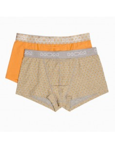HOM HO1 2Pack orange flower