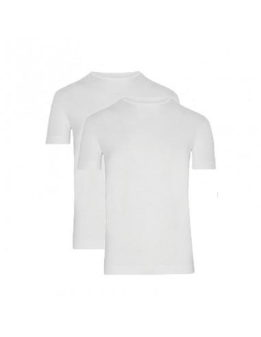Jockey Heren microfiber shirt wit 2-pack