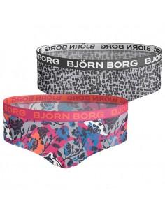 Bjorn Borg Meisjes 2Pack BB PORCELAIN SHADE Surf the Web