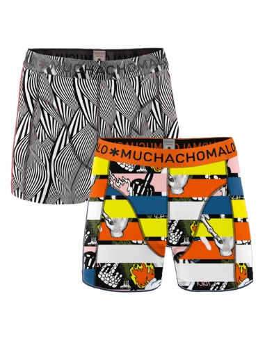 MuchachoMalo 2Pack BETWEEN Jongens Boxershorts
