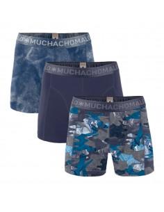 MuchachoMalo HUSTLER 3 pack Heren Boxershorts