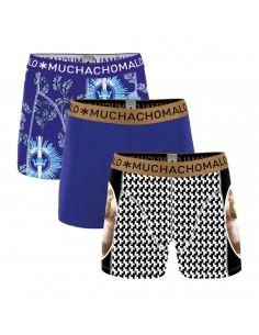 MuchachoMalo GUTS 3Pack Heren Boxershorts