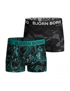 Bjorn Borg 2Pack Boys BB EIFEL AND SHADELINE Black Beauty