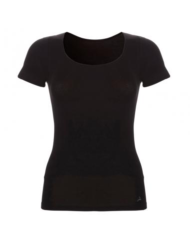 Ten Cate Dames T-Shirt Zwart