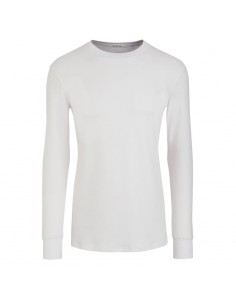 Jockey Thermo Shirt Longsleeve White