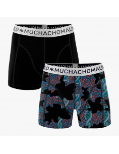 MuchachoMalo 2Pack DNA Heren Boxershorts