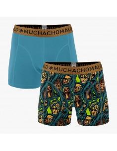 MuchachoMalo 2Pack Roots Jongens Boxershorts