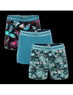 MuchachoMalo 3Pack Extinct Plants Jongens Boxershorts