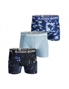 Björn Borg Boxershorts 3Pack Shorts LA Cloud 'n LA Palm
