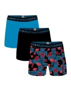 MuchachoMalo 3Pack Against the Stream Heren Boxershorts