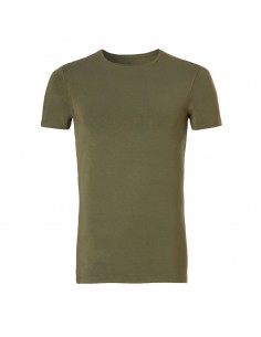 Ten Cate ondergoed Men Bamboo T-Shirt Wit