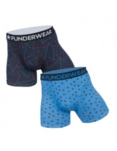 Funderwear Triangle 2Pack Boxershorts