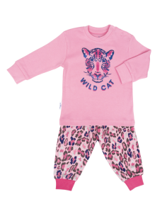 Frogs and Dogs Jongens Pyjama Camouflage Rosin
