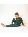 Frogs and Dogs Jongens Pyjama Camouflage Rosin