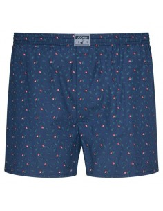 Jockey Boxershort Re-Defined Woven Boxer Island Blue