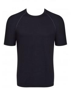 Sloggi Men Move Flow Shirt Zwart