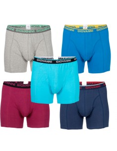 Giovanni Boxershorts BARD 5Pack Heren Ondergoed