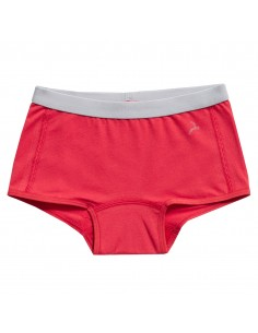 Ten Cate Meisjes Short Ribbon Red 2-10Y