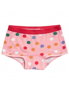 Ten Cate Meisjes Short Dots Pink 2-10Y