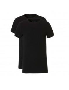 Ten Cate Jongens T-shirt 2Pack Black 10-18Y Teens