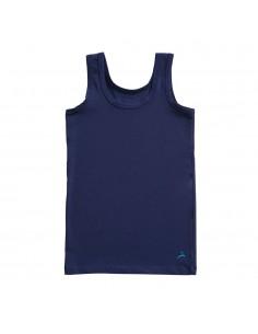 Ten Cate Jongens Hemd Medieval Blue 2-10Y Boys
