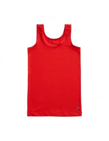 Ten Cate Meisjes Shirt Flame Scarlet 2-10Y Girls