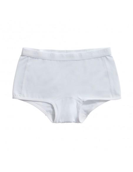 Ten Cate Meisjes Short 2Pack White 2-10Y Girls