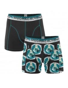 MuchachoMalo 2Pack TRANSCENDED Jongens Boxershorts