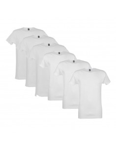 Alan Red T-Shirt Derby 6Pack Wit