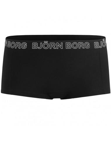 Bjorn Borg Mini Short Soft Tencel Zwart