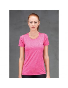Blackspade Active T-Shirt Neon Roze