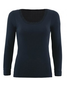 Blackspade Women Thermo T-shirt Long Sleeve Zwart